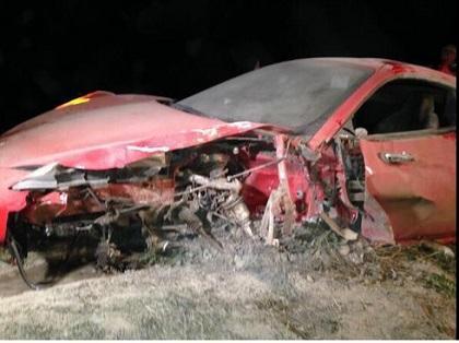 Arturo Vidal sufre heridas leves tras accidente de tránsito cerca de Santiago