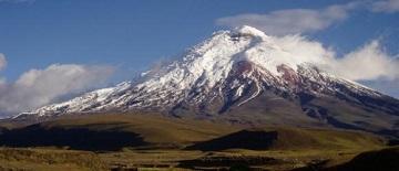 El volcán Cotopaxi registra una actividad moderada-alta