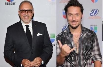 Emilio Estefan y Diego Torres entran al Salón de Fama de Compositores Latinos