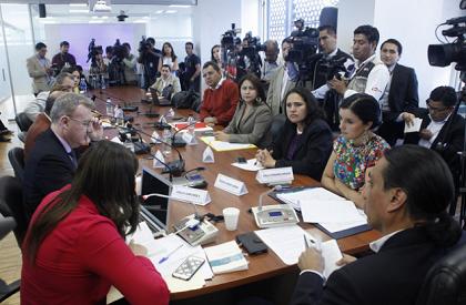 Comisión se inhibe de seguir tratando proyecto de Ley de Herencia