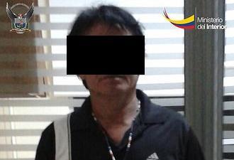 Policía recaptura a un presunto violador en Chone