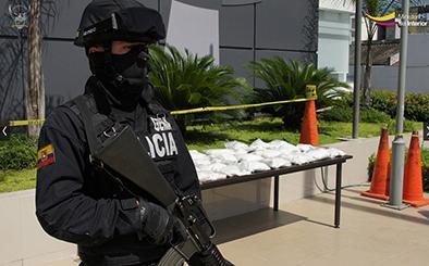 Capturan a siete personas con más de 600 kilos de cocaína en dos operativos