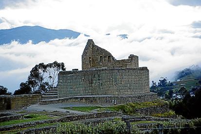 Ingapirca, una unión de culturas