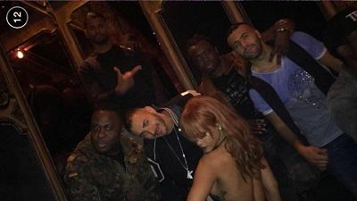Rihanna y Benzema, ¿amigos con derechos?