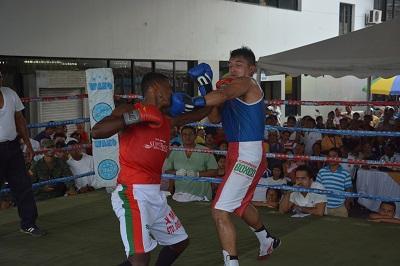 Boxeo en cuatro cooperativas de Santo Domingo