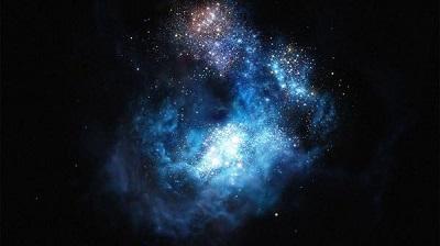 Descubren la galaxia CR7, la más luminosa del Universo