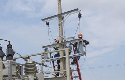 Anuncian corte de energía eléctrica en varios sectores de Portoviejo