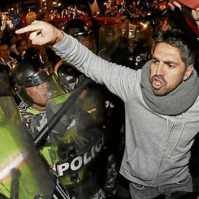 Quito, capital de la protesta