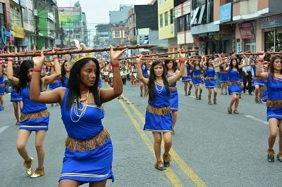 Pregón por las fiestas de cantonización de Santo Domingo es este viernes