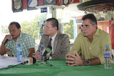 José Luis Fernández es el nuevo presidente de Liga de Portoviejo
