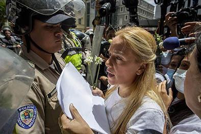 Esposa de López pide un médico