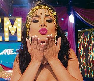 Una polémica 'bomba sexy' es la nueva competidora  de 'Soy el Mejor VIP'