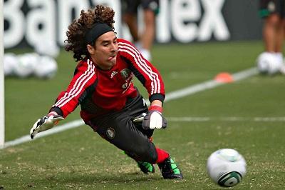 Memo Ochoa asume compromiso de ganar la Copa Oro