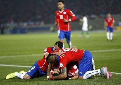 ¡Goleada! Chile venció 5-0 a Bolivia