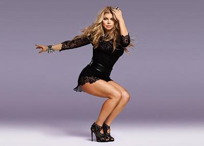 La cantante Fergie se siente 'orgullosa' de sus raíces mexicanas