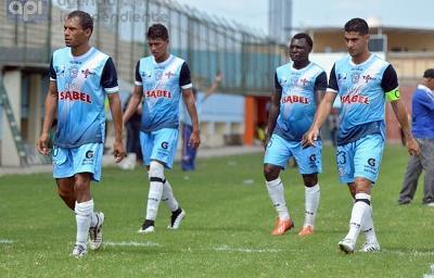 El Manta FC y el Olmedo empatan sin goles en Riobamba