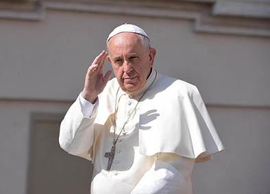 17 horas para entrar al parque y ver al papa Francisco