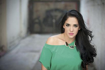 Flor María Palomeque apoya carrera Expreso