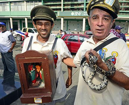 Las culebras y las fiestas de San Pedro y San Pablo