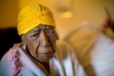 Una mujer de 116 años se convierte en la persona más vieja del mundo