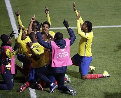 La Selección de Ecuador aún no pierde las esperanzas de clasificar