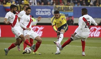 Perú clasifica a cuartos de final y Ecuador es eliminado de la Copa América