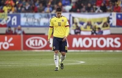 James Rodríguez: 'Cuando se juega mal, se paga'