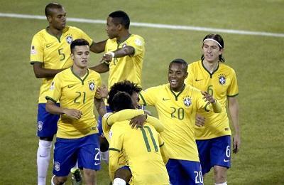 Brasil, Colombia y Perú clasifican a los cuartos de final de la Copa América