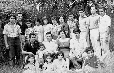 Las familias numerosas, parte de la identidad manabita