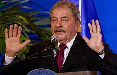 Lula critica a Dilma Rousseff