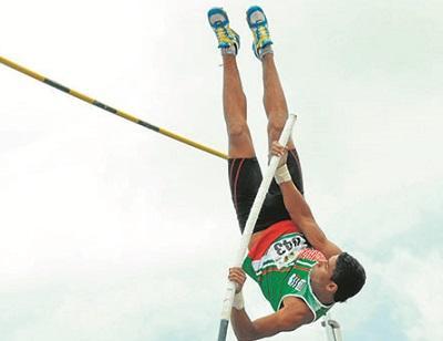José Pacho: Un salto de ensueño
