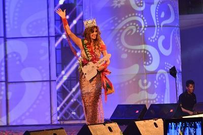 ¡Ganadora! Dayar Olmedo es la nueva Reina de Santo Domingo