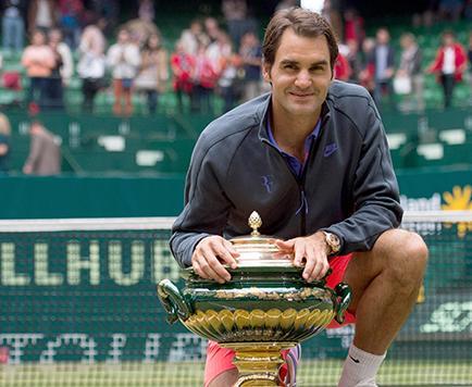 Federer, Leyenda