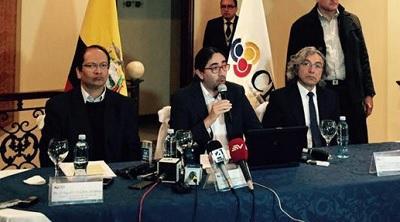 Universidad Nacional de Loja está intervenida por el CES