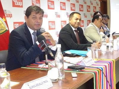 Difunden proyecto de ley de prevención de uso de drogas en Santo Domingo