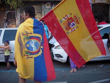 Cónsul de Ecuador desmiente que haya retorno masivo por la crisis en España