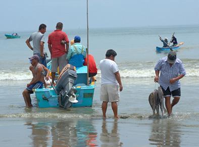 Dos pescadores que salieron a faenas están desaparecidos
