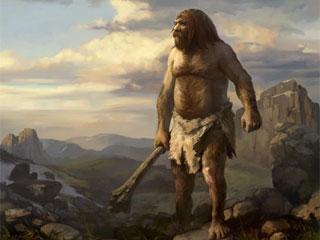 Los primeros humanos modernos tuvieron parientes neandertales cercanos