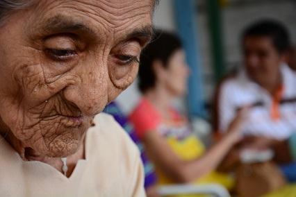 Asilos han acogido a más de 1.300 ancianos en tres años