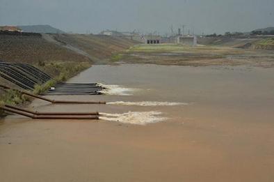Inicia llenado de esclusas del lado Pacífico del canal