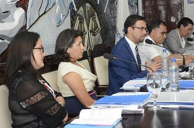 CNE dio a conocer informe para la asignación de los nuevos integrantes del CPCCS