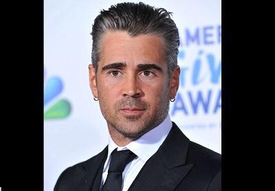 Colin Farrell fue detenido en su juventud