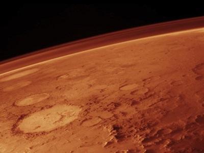 La superficie de Marte tuvo agua corriente en periodo geológico 'reciente'