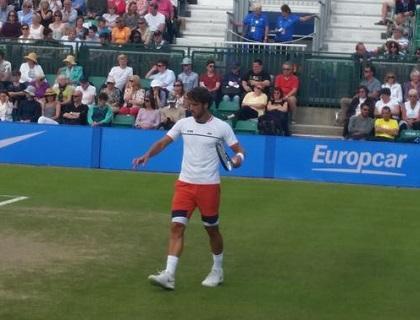 Feliciano López sigue en racha en el torneo de Nottingham