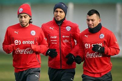 Chile no le gana a Uruguay en la Copa América desde 1983