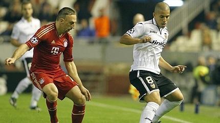 El Valencia y Bayern de Múnich jugarán un amistoso en China