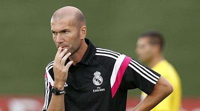 Zidane: 'Habría aceptado el puesto de entrenador del Real Madrid'