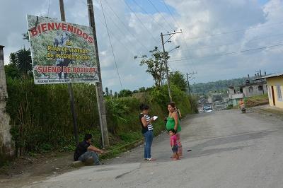Moradores de la urbanización Sueño de Bolívar piden una parada de buses