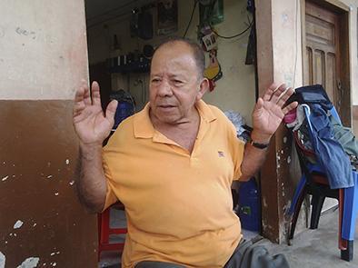 """""""Nunca se me hicieron agua los helados"""", dice Neris Caicedo"""
