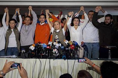 López abandona la huelga de hambre